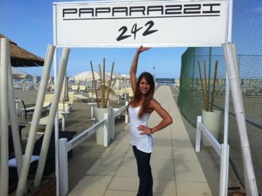 Paparazzi beach